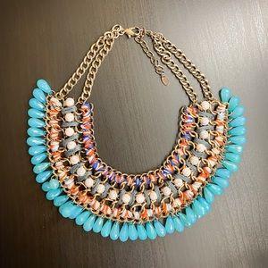 Zara Jewel Statement Necklace